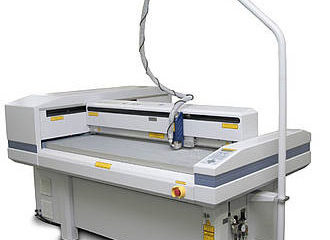 Laser systems for textiles