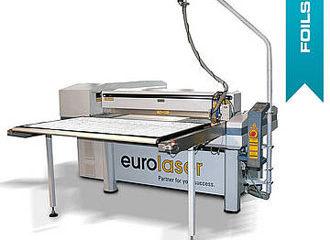 Lasersystem för folie